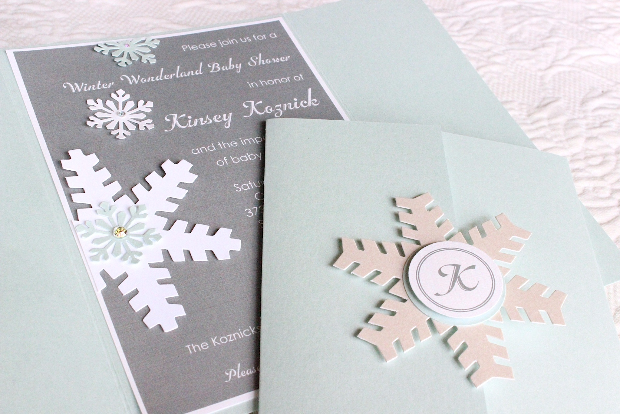 winter baby shower theme isperfectfor a beautiful winter time baby