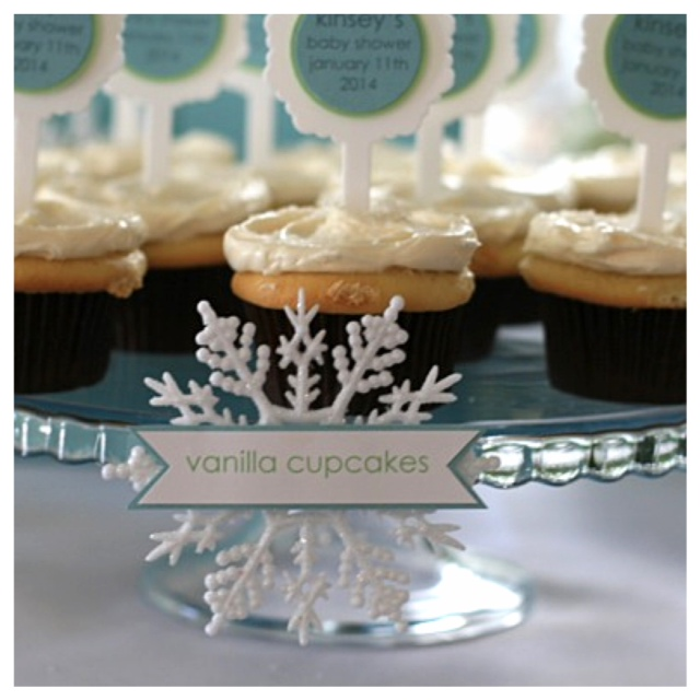 winter_wonderland_theme_baby_shower_party_losangeles_ideas_beverlyhills_brentwood_santamonica_malibu_best_bytanja_snowflake_cupcake_cake_toppers_decorations_paper_goods