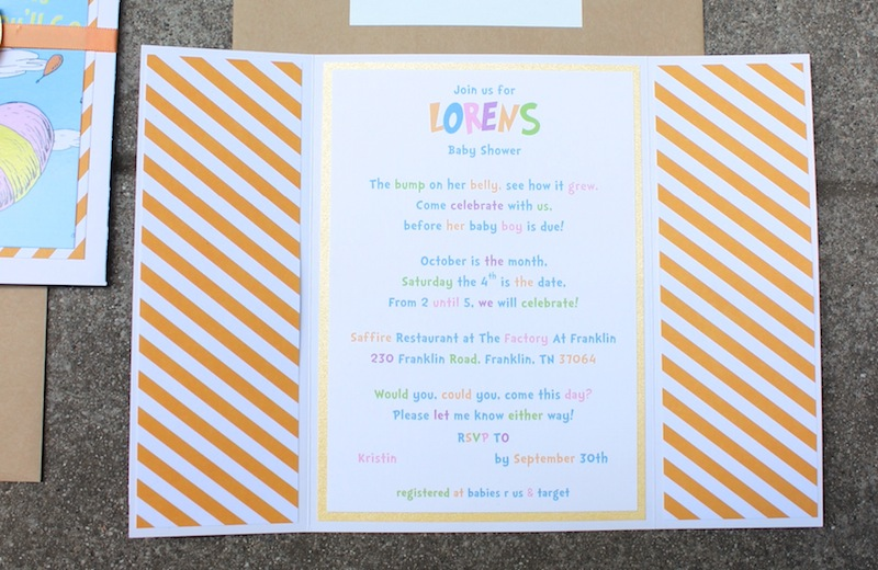 Hot Air Balloon Baby Shower Invitations as best invitation ideas